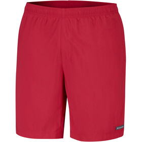 Columbia Roatan Drifter Water Shorts Men Mountain Red